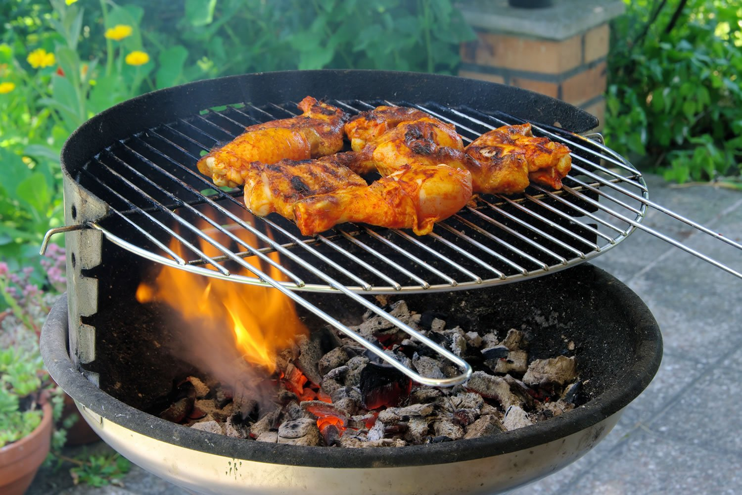 Greek BBQ Chicken