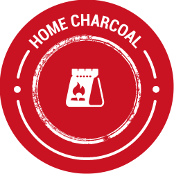 Home charcoal
