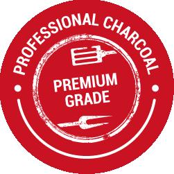 Professional charcoal