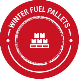 Winter fuel pallets