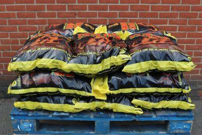 Quarter pallet of 20kg smokeless coal