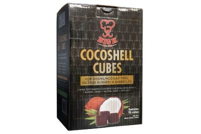 box of cocoshell cubes