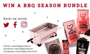 All the prizes you can win in the Big BBQ Season Bundle competition and how to enter