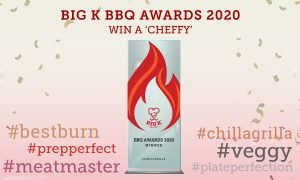 A picture of the Big K BBQ Award 2020
